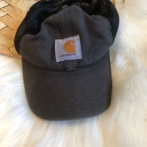 Carhartt trucker cap hat snapback workwear
